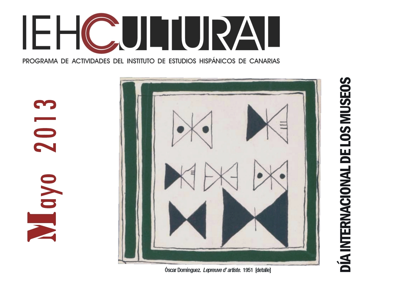 IEHC cultural mayo 2013