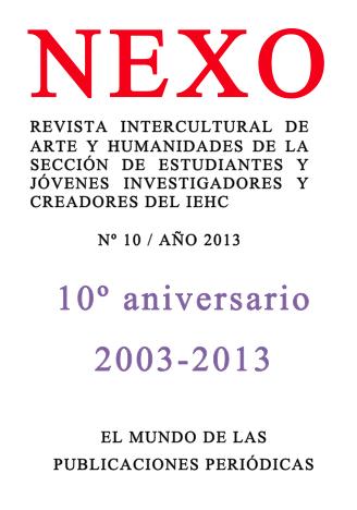 Revista NEXO nº10 · año 2013