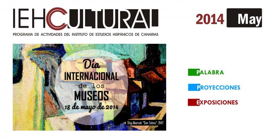 Portada cultural mayo 2014