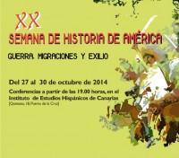 XX Semana de Historia de América-web