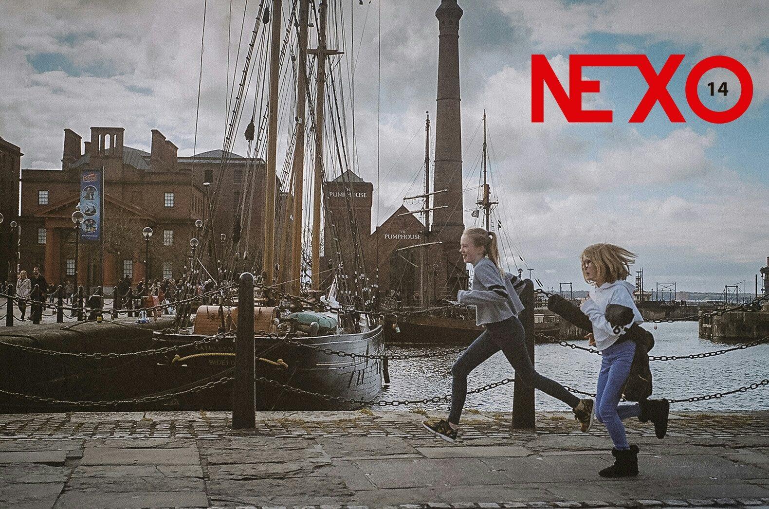 Revista NEXO nº14 · año 2017